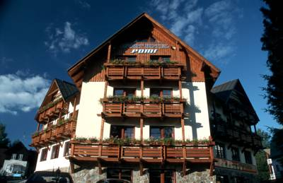Sport Hotel Pomi in Harrachov