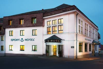 Sport-V-Hotel in Hrotovice