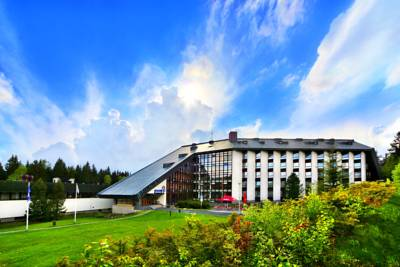 Wellness Hotel Svornost in Harrachov