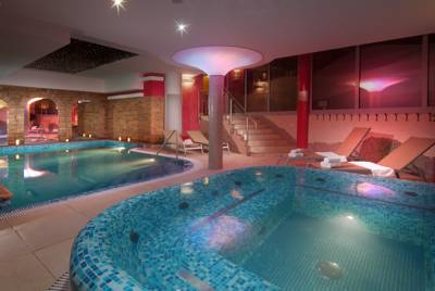 Wellness Hotel Windsor in Spindlermühle