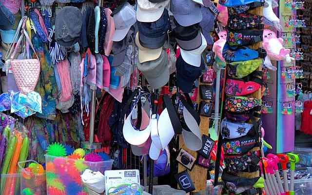 Kleidung kaufen in prag