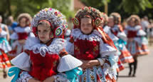 Volksfeste in Tschechien: Bierfest, Weinfest und Top-Events in Tschechien | © Czech Tourist