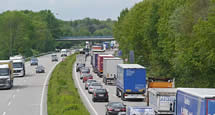 Aktuelle Verkehrslage Thüringen